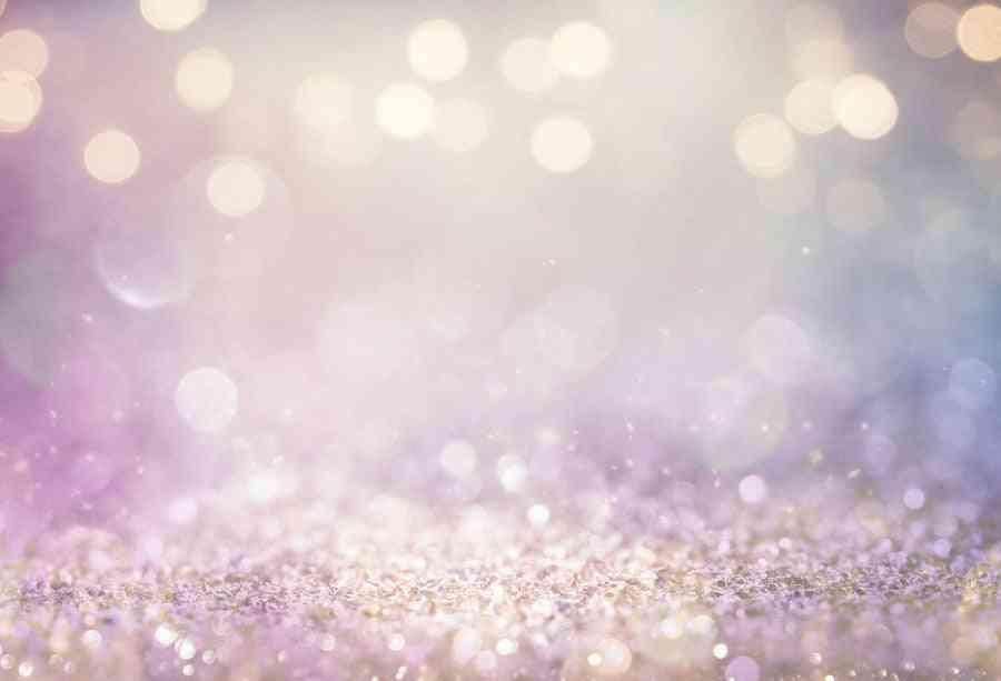 Fantasy Glitter Star Polka, Birthday Party Photography