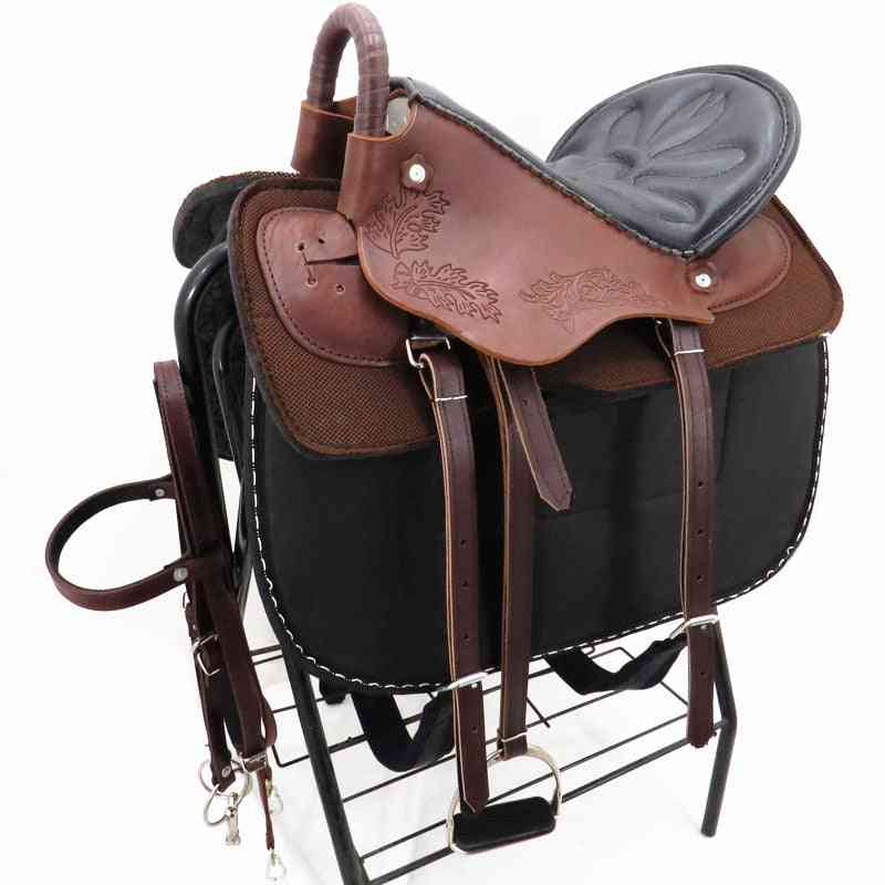 Equestrian Harness Supplies Saddle