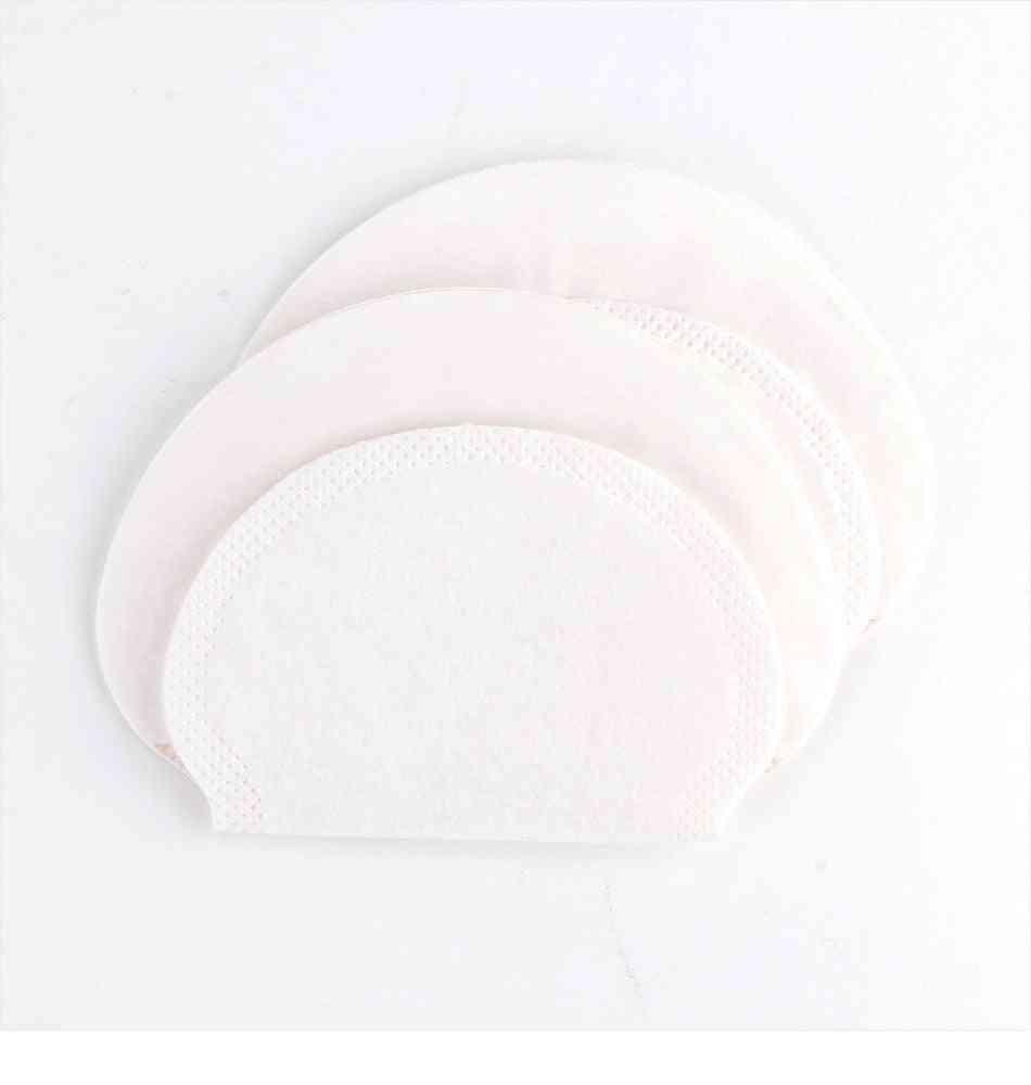 100/200 Pcs Armpits Sweat Underarm Gasket From Sweat Absorbing Pads Deodorant Stickers