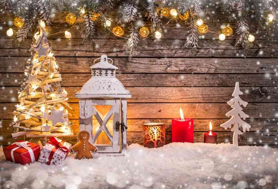 Perty, Christmas Photography For Backgrounds
