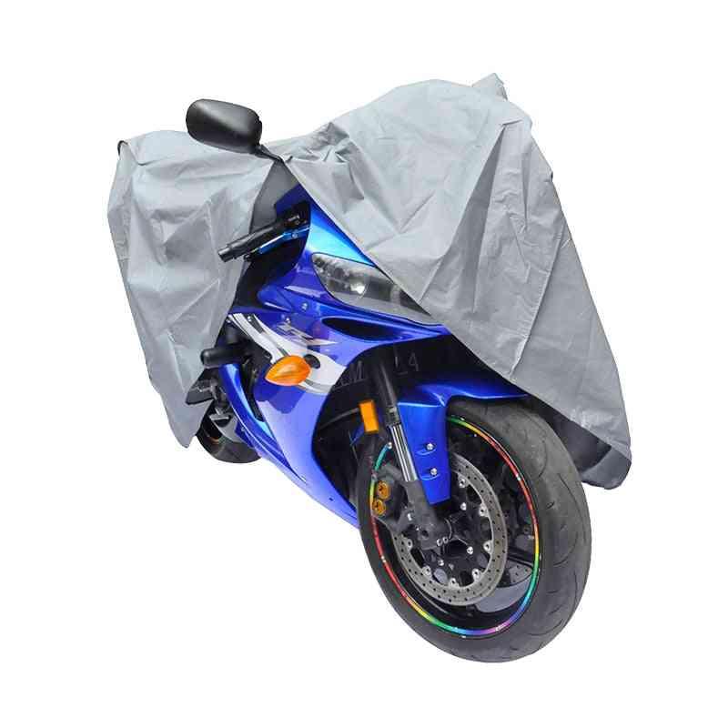 Anti-uv Sun Motorbike Dust Proof Single-layer Rain Cover