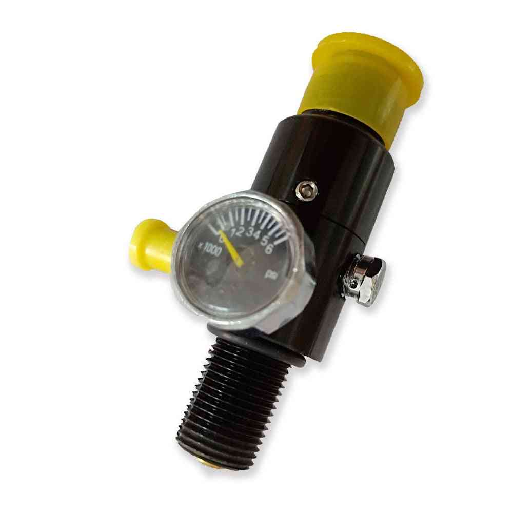 Paintball Pcp Hpa, Compressed Air Tank Regulator, Output Pressure