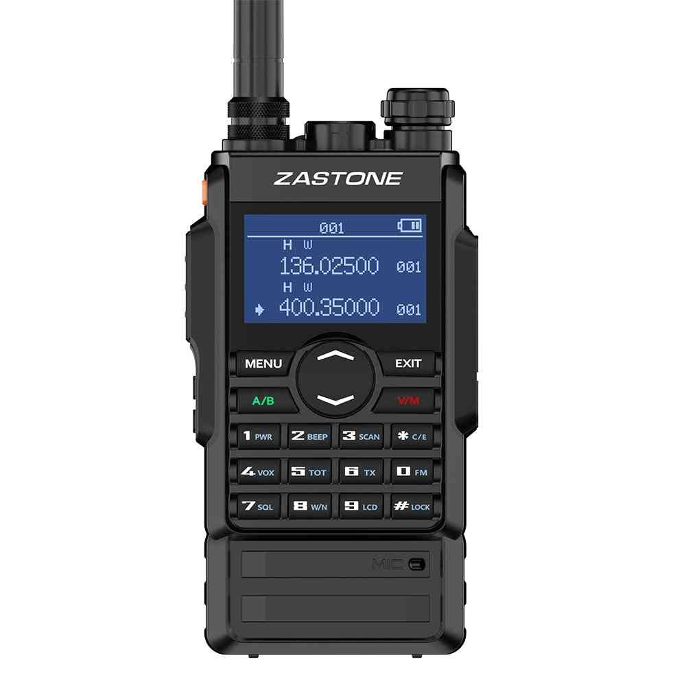 Battery Hf Transceiver Ham Radio