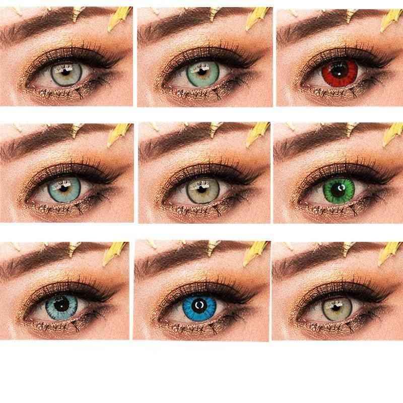 Color Lenses For Eyes