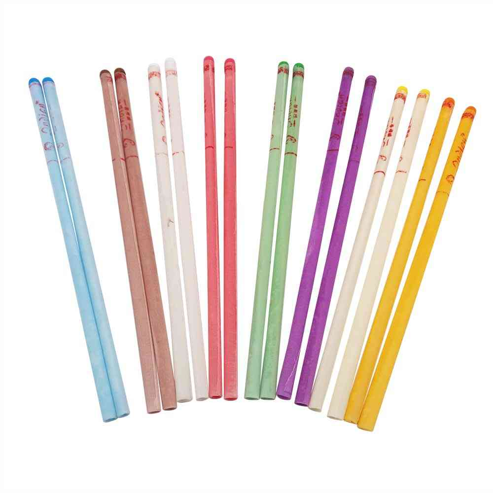 Healthy Care Candle Ear Treatment, Ear Wax Removal Cleaner, Fragrance Candling