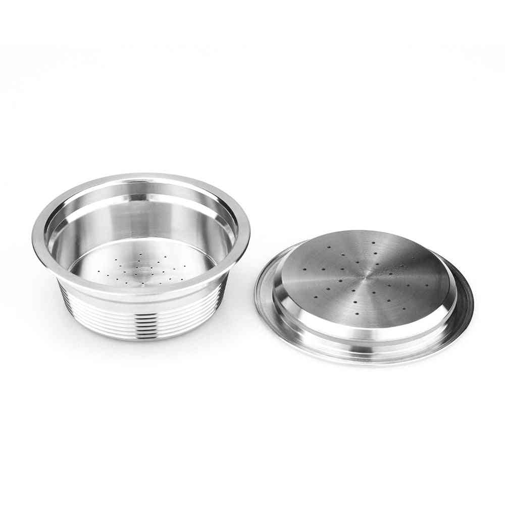 Cafilas Stainless Steel For Lavazza A Modo Mio Reusable Coffee Capsule Filter