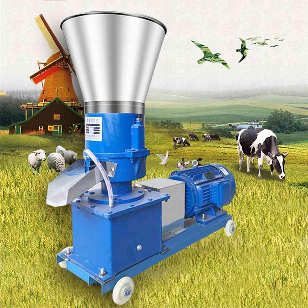 Pellet Mill Multi-function Feed Food Pellet Making Machine