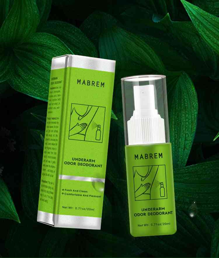 Body Odor Sweat Deodor Lasting Perfume Spray