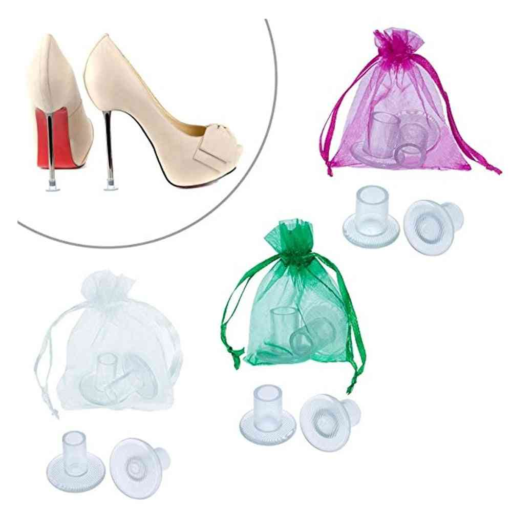 Lot Heel Stopper High Heeler Anti Slip Silicone Protectors Stiletto Dancing Covers For Bridal Wedding Party