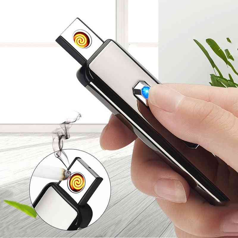 Electric Rechargeable Kitchen Gas Stove Lighter