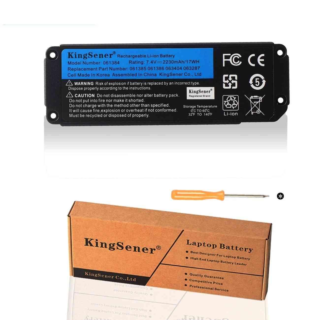 Kingsener Battery For Bose Soundlink Mini Ii Bluetooth Speaker