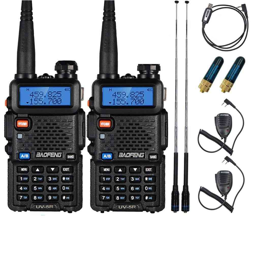 Real Baofeng Walkie-talkie Radio