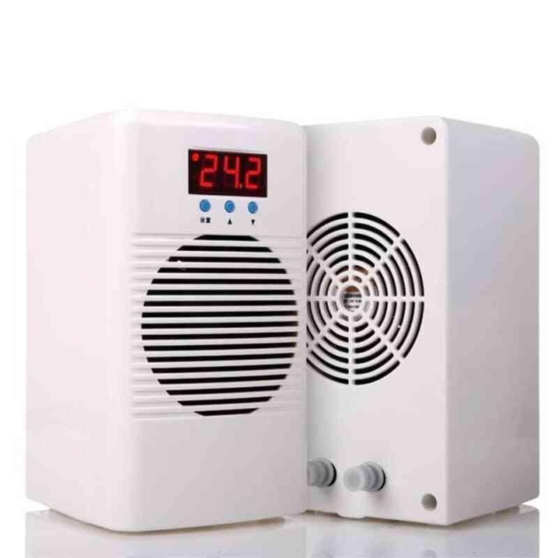 Electronic Water Home Chiller Mini Fish Tank Cooling Refrigerator Aquarium