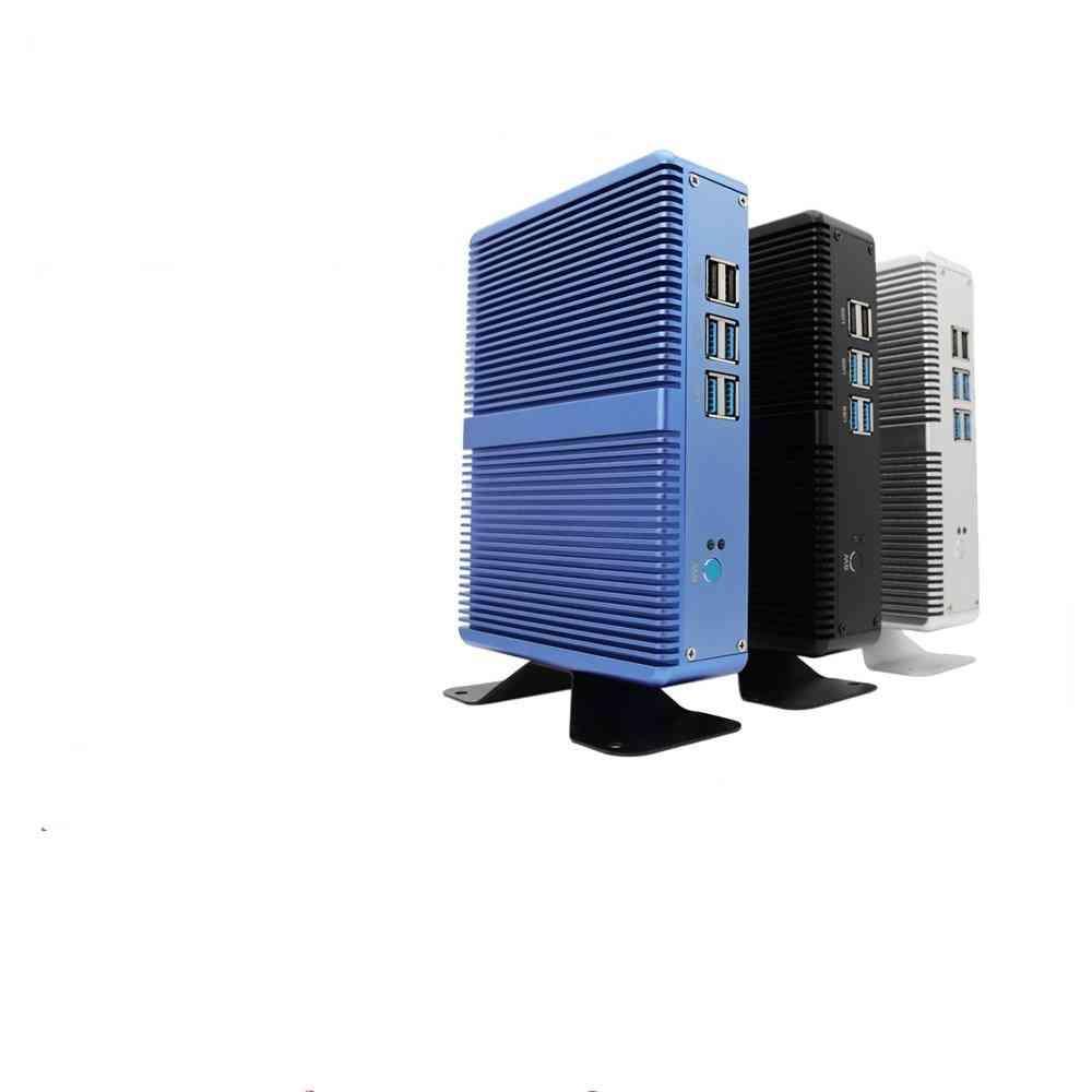 Fanless Mini Pc Intel I5 7200u Ddr4
