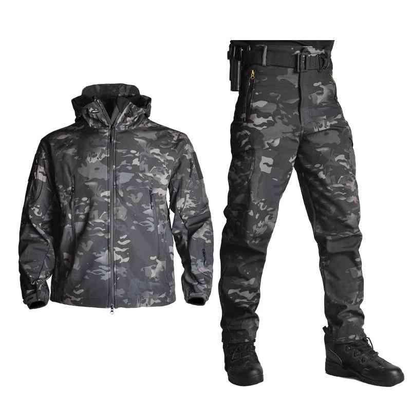 Army Waterproof Jackets Pants