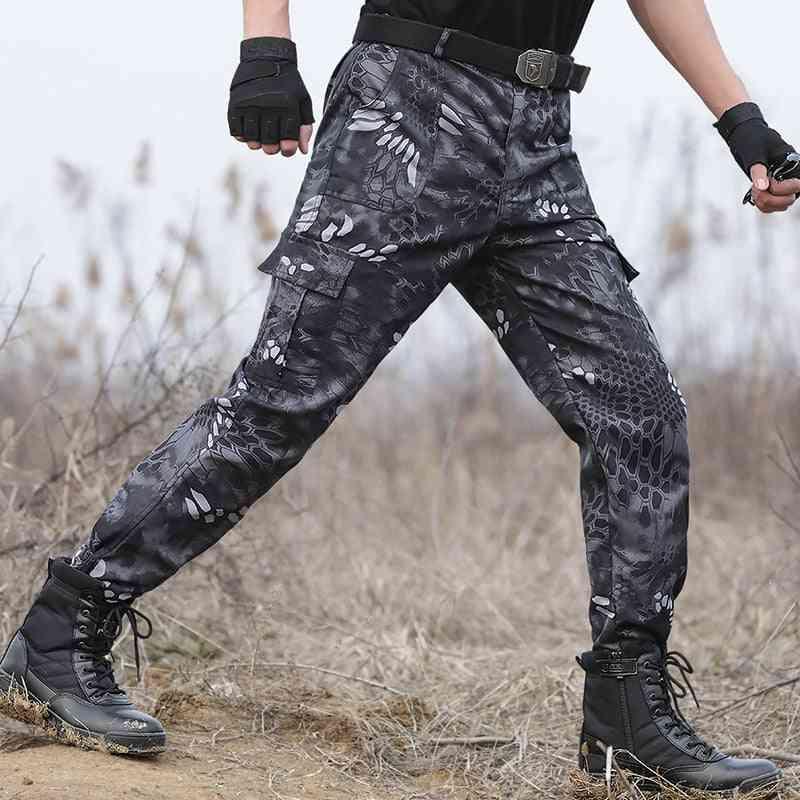 Military Uniform Tactical Pants Men Combat Uniformed Militaria Hunting Clothes