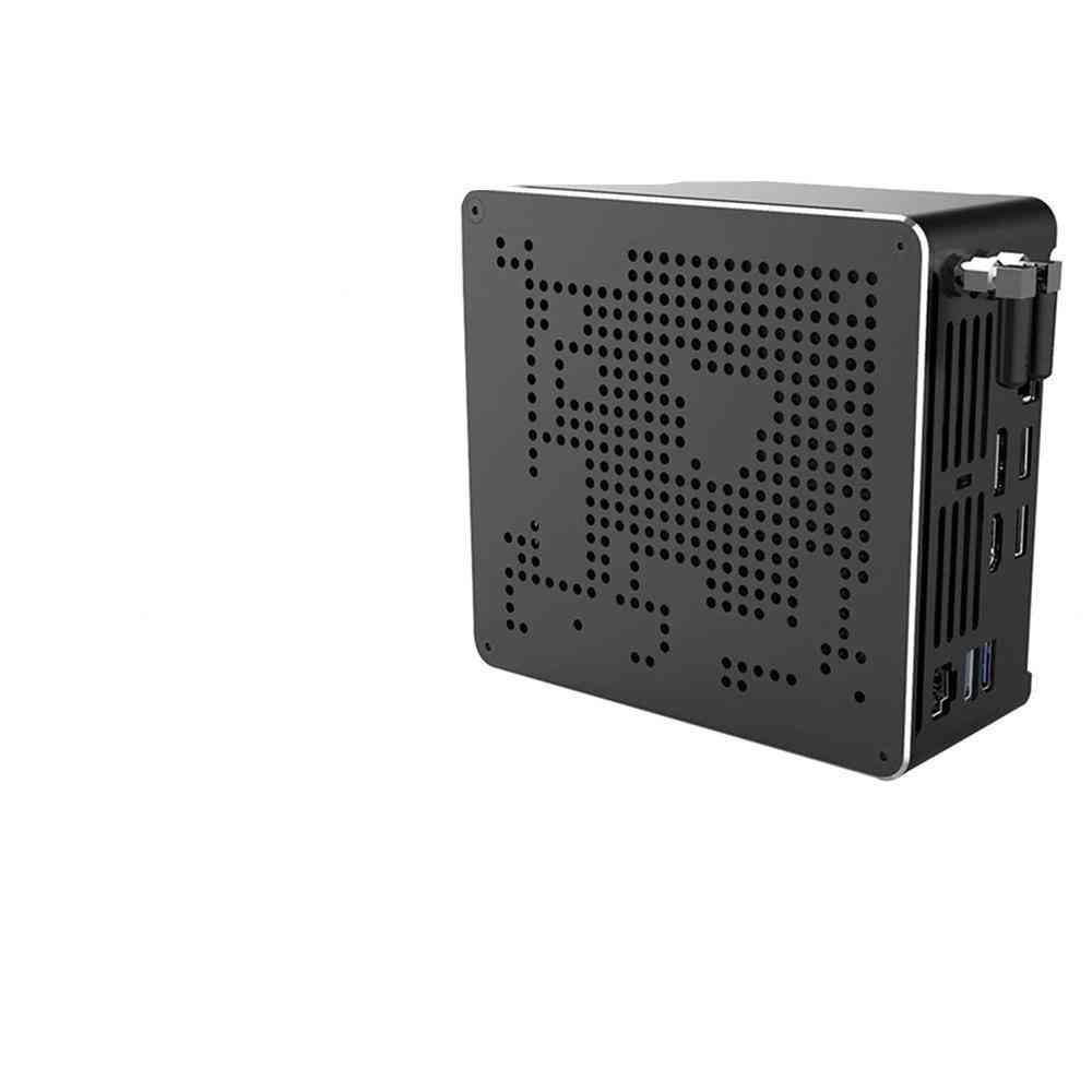 10th Gen Nuc Intel I9 10980hk Mini Pc 2 Lens, Win10 Gaming Desktop Computer