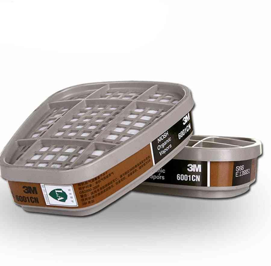 Organic Vapor Respirator Filter Cartridge