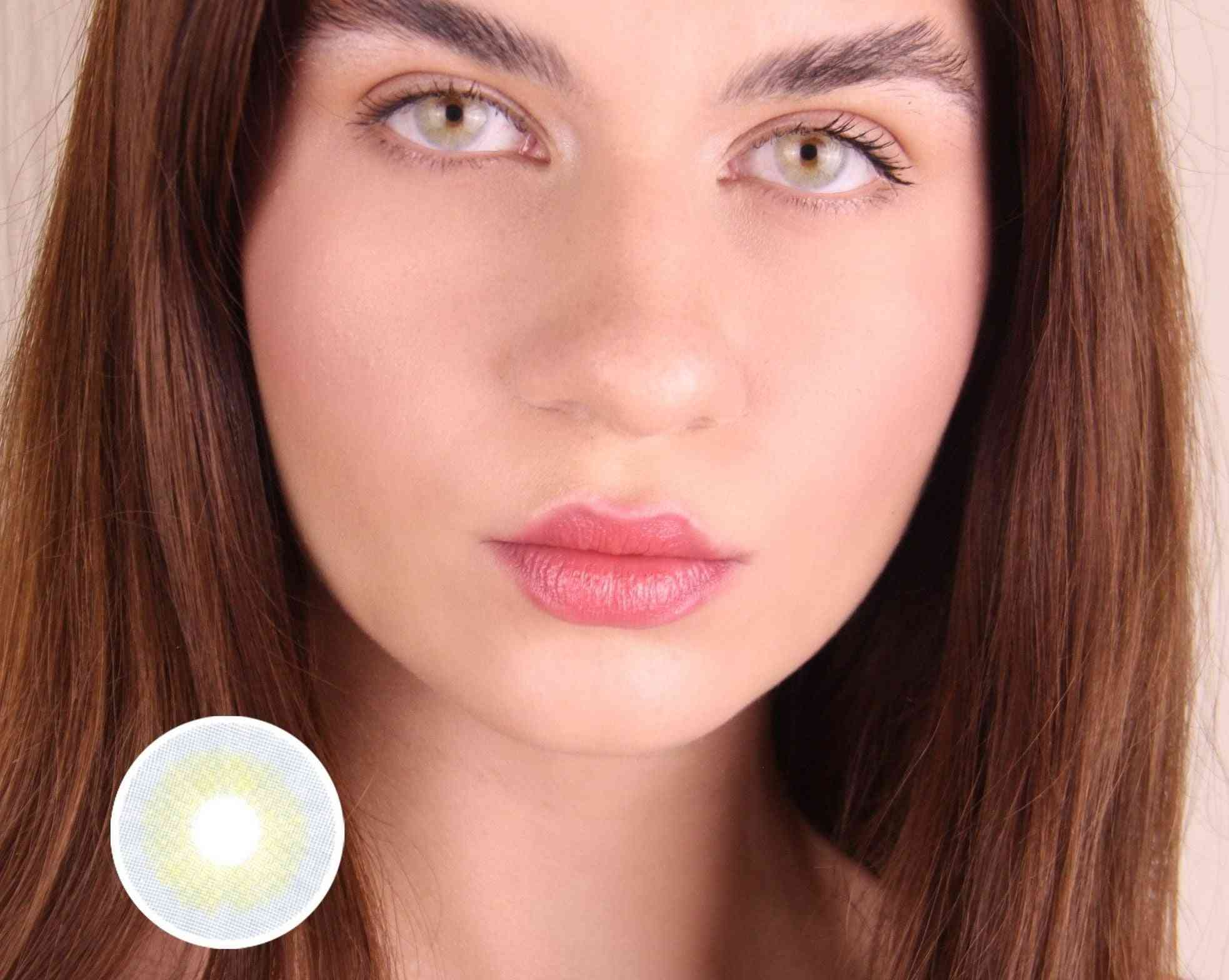 Cosmetic  Contact Lenses Eye Color