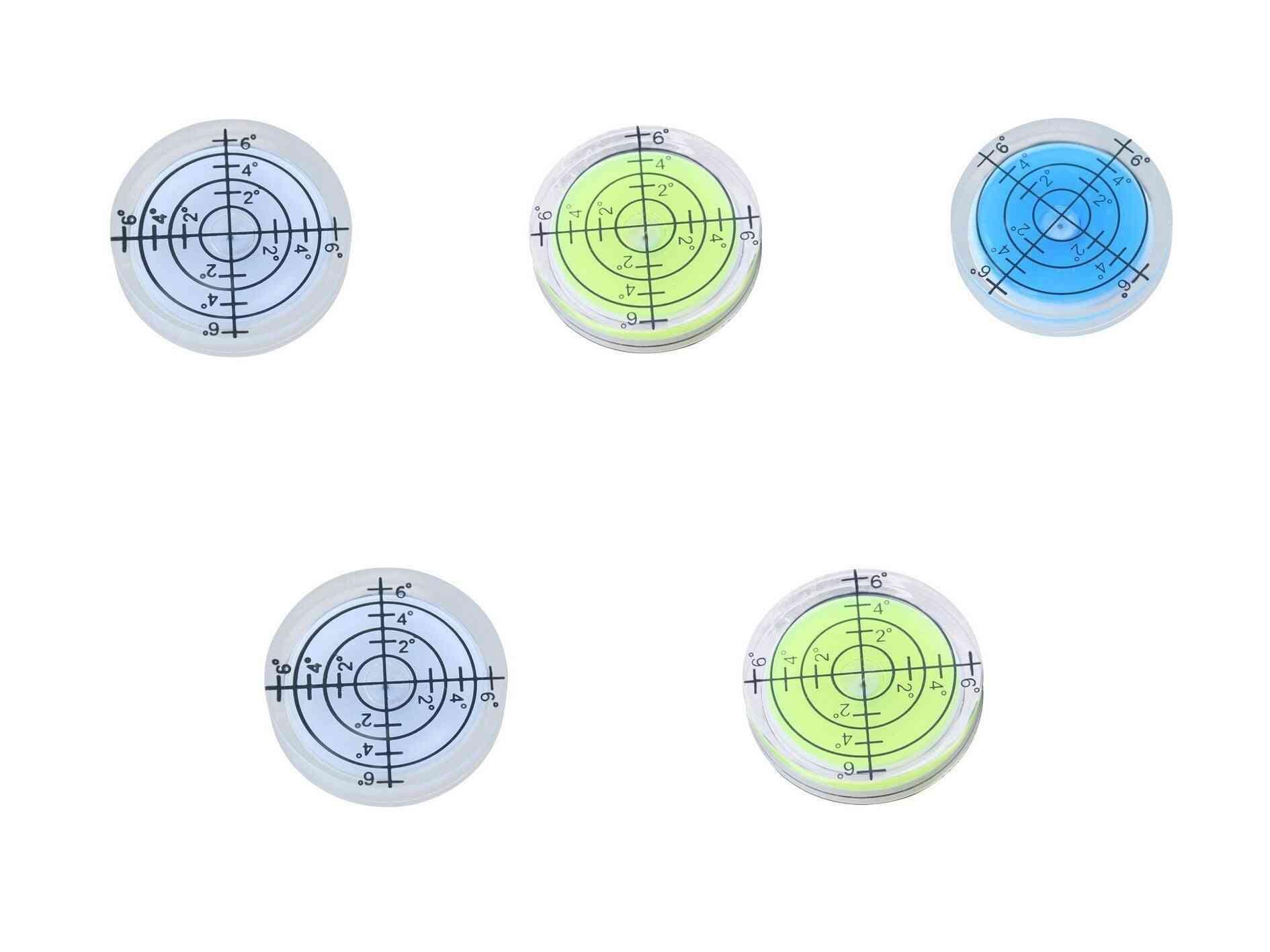 Bubble Level Round Level Bubble Measuring  Accessories