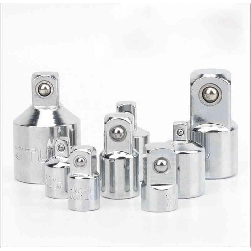 Impact Socket Adaptor Cr-v Ratchet Wrench Socket Converter