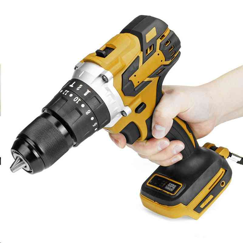 Brushless Electric Hammer Drill