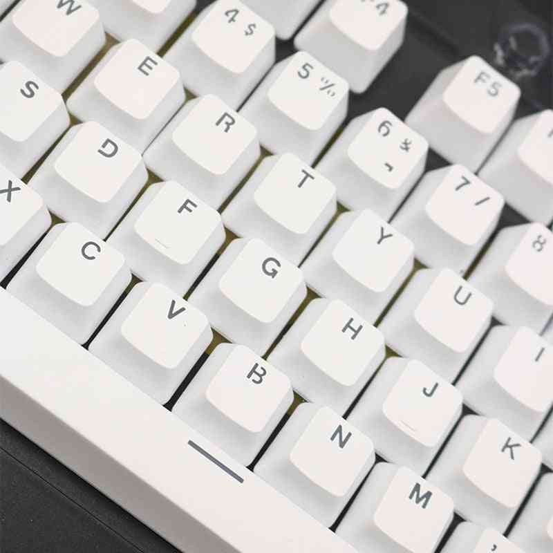 Spanish Keycaps For Mechanical Keyboard Compatible With Mx Switches