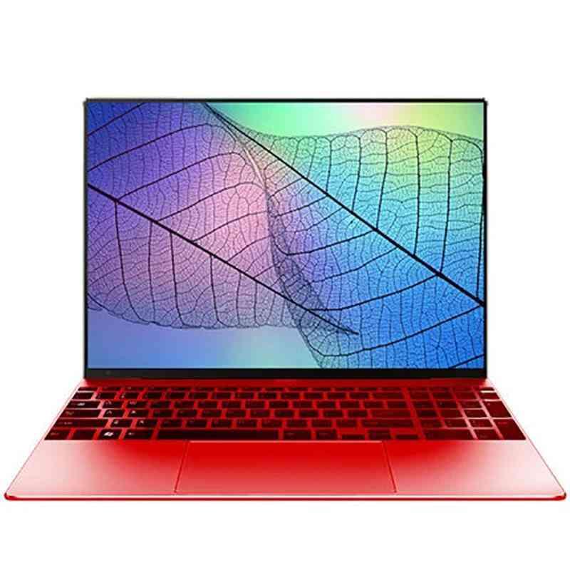 15.6 Inch 12g Ram 128g/256g/512g/1tb Ssd 1920*1080 Ips Screen Fingerprint Laptop