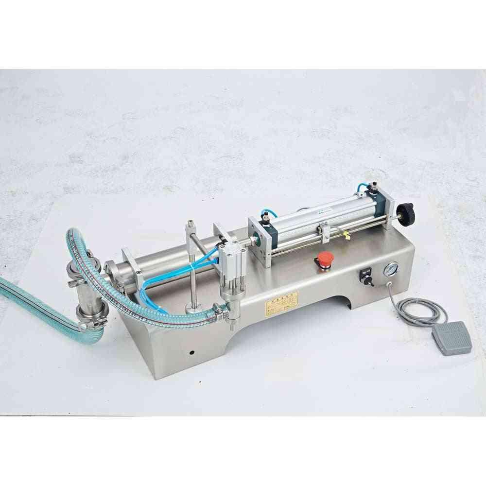 Automatic Pneumatic Liquid Wine Filling Machine