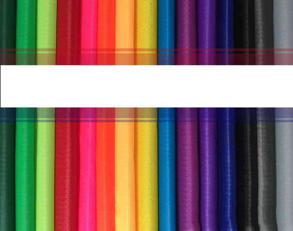 Thin Waterproof Ripstop Nylon Fabric, Pu Coated, For Outdoor Fly A Kite Flags Making Accessories