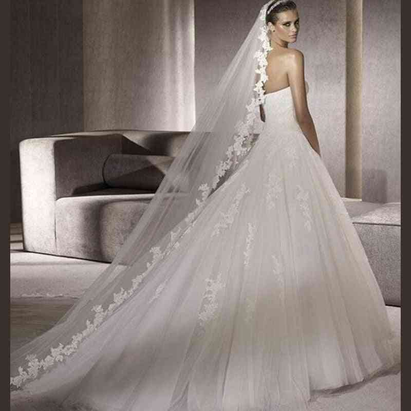 Comb Lace, Mantilla Cathedral Bridal Veils, Wedding Accessories
