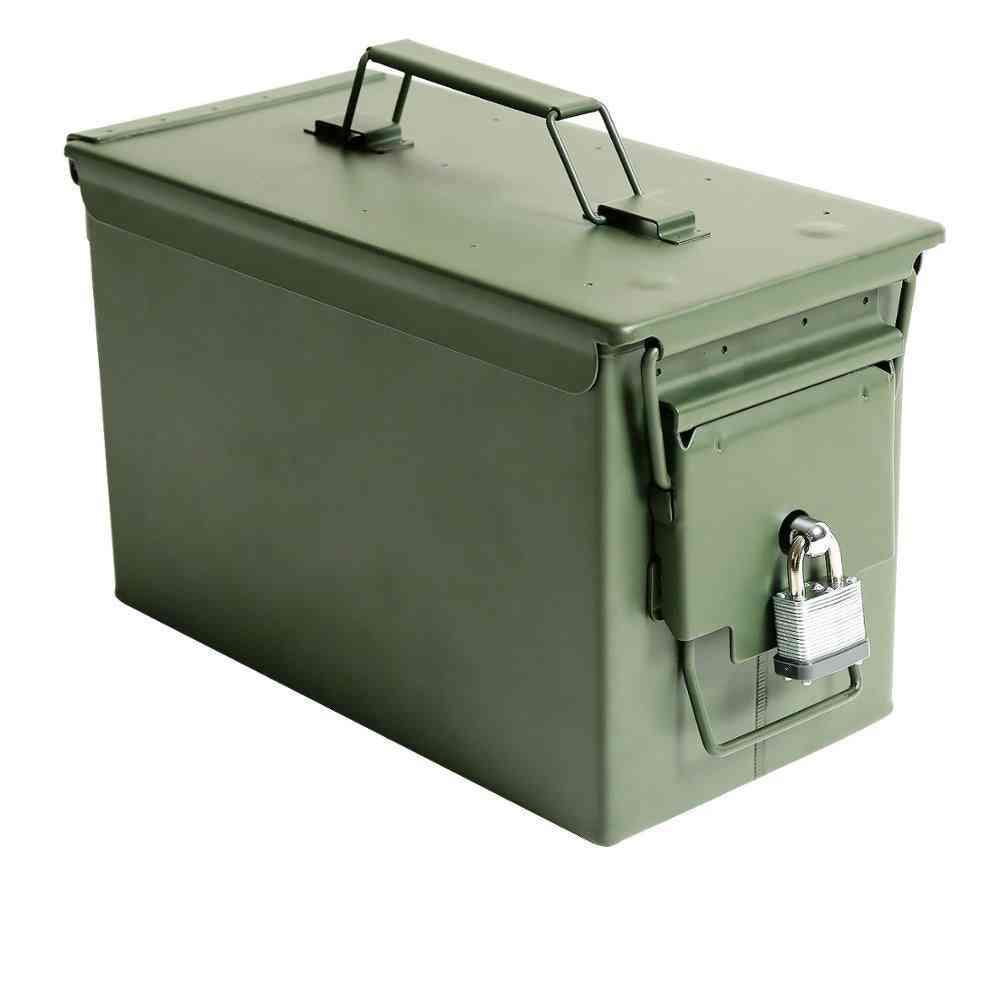 Bullet Valuables Storage