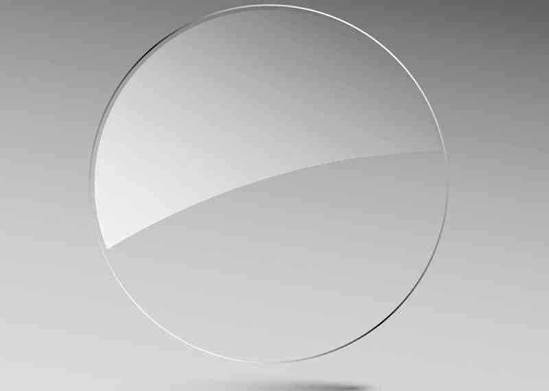 Toketorism Radiation Protection, Prescription Lenses Resin, Aspheric Glasses, For Myopia Hyperopia Presbyopia Diopter Lens