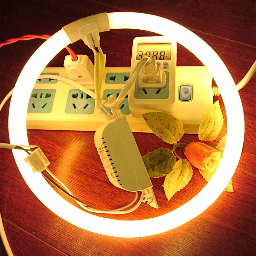 Fluorescent Tube, Circular Lamps, Circle Energy-saving Round Diameter, Bulb Lighting