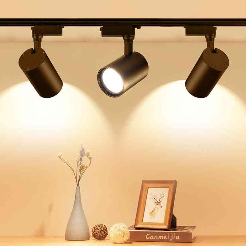 Cob Track Lamp Rail Spotlights ( Set 1)
