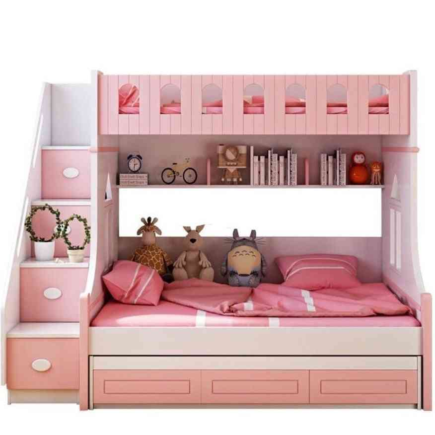 Pink Lovely Bedroom