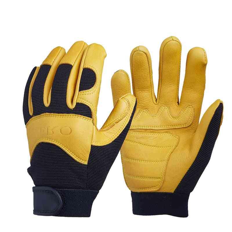 Motorbike Biker Racing Car Gloves