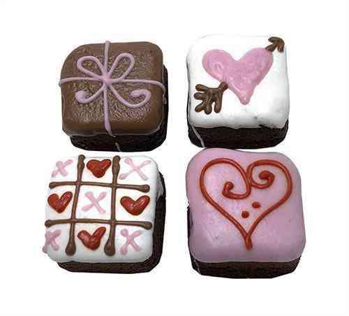 Love Brownie Bites (case Of 12)