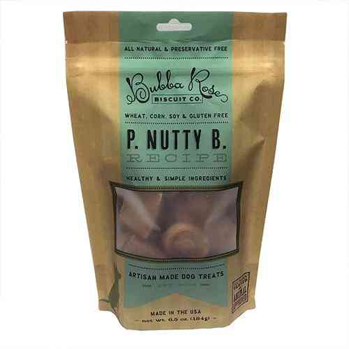 P. Nutty B. Biscuits