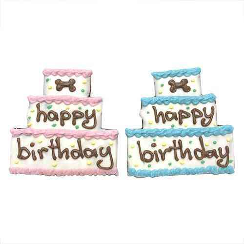 Birthday Cake Treats (case Of 8)