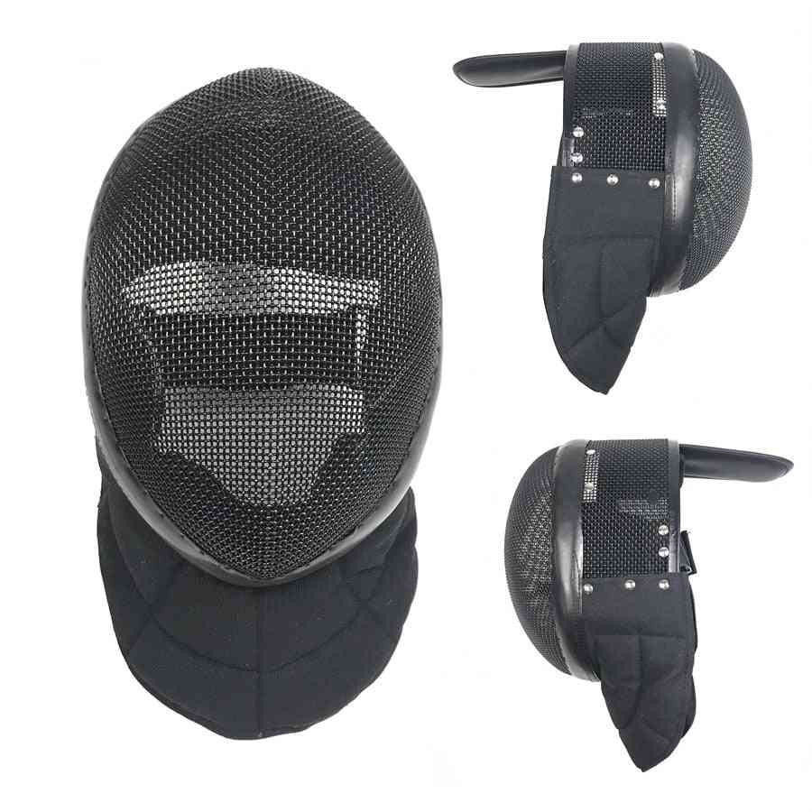 Coach Mask With Safety Backstrap, System, Detachable And Washable Lining, Safe Strap