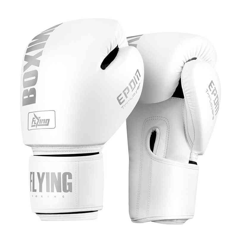 Boxing Gloves Pu Leather, Sandbag Training Glove,, Women, Kids