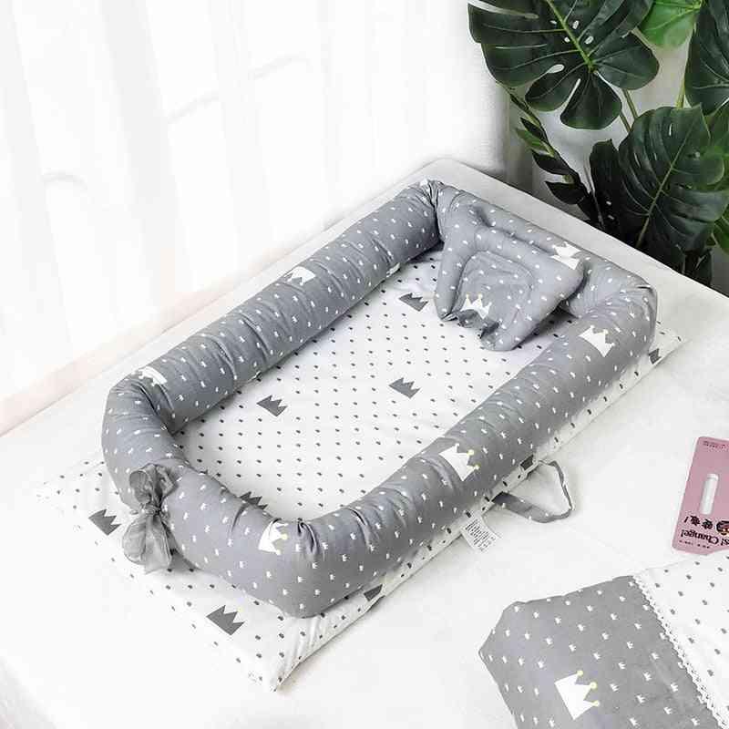 Baby Cribs Cotton Portable Bed