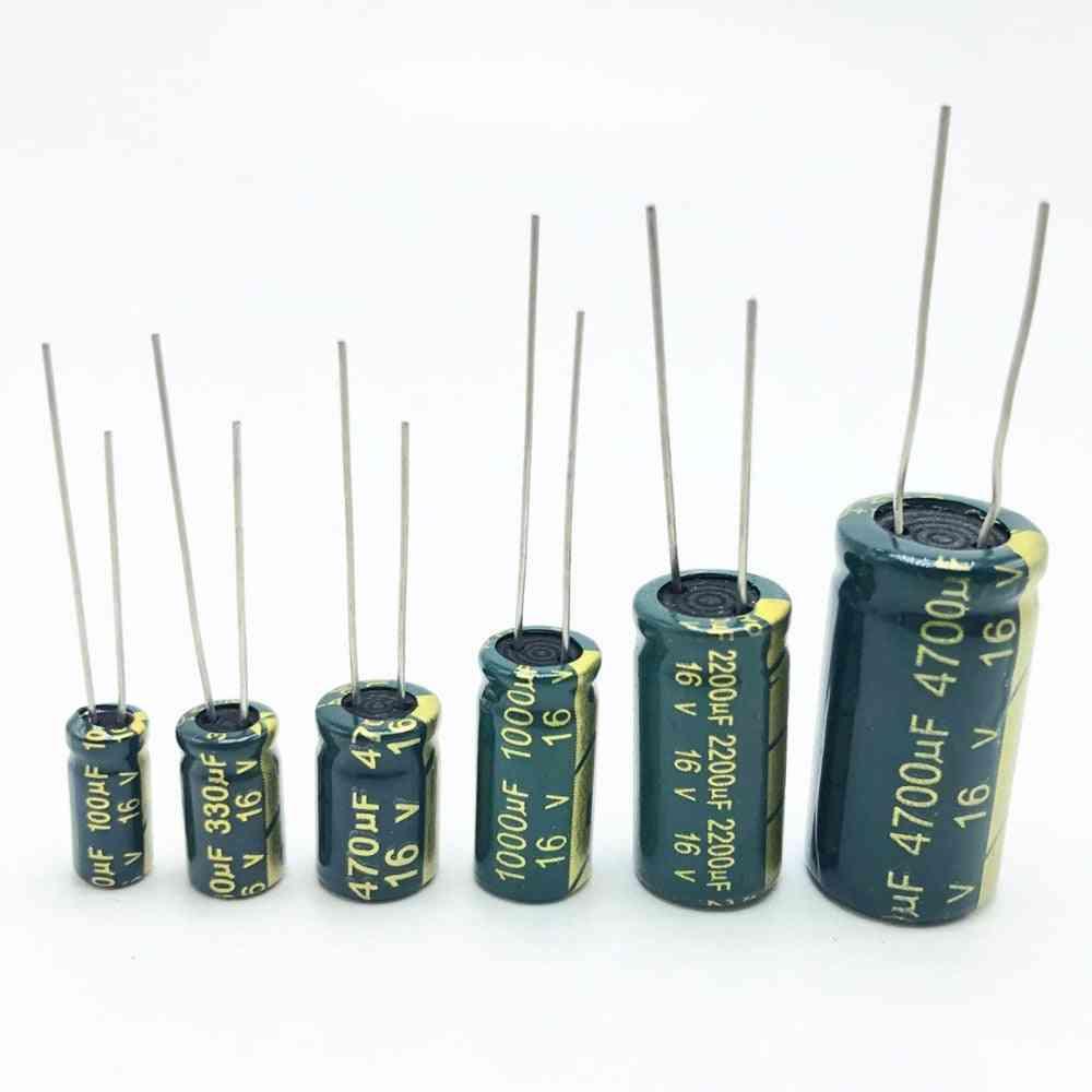 Low Esr Aluminum Capacitor