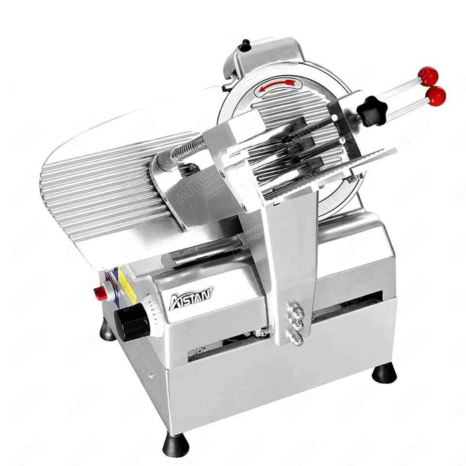 300a Electric Vertical Stainless Steel Commercial Automatic Cutting Machine