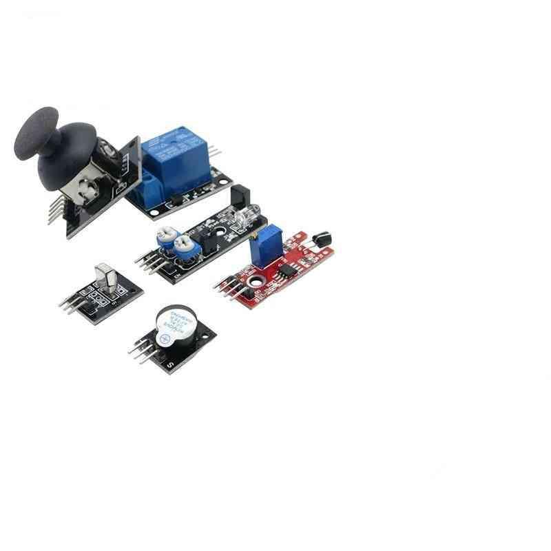Sensors Modules 16 Kinds Starter Kit For Arduino Raspberry Pi