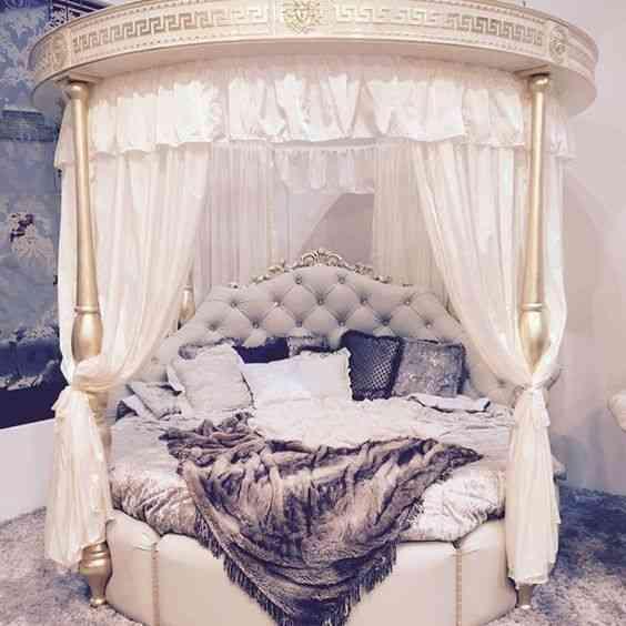 Ngryise Sweet Cute Bedroom No Mattress