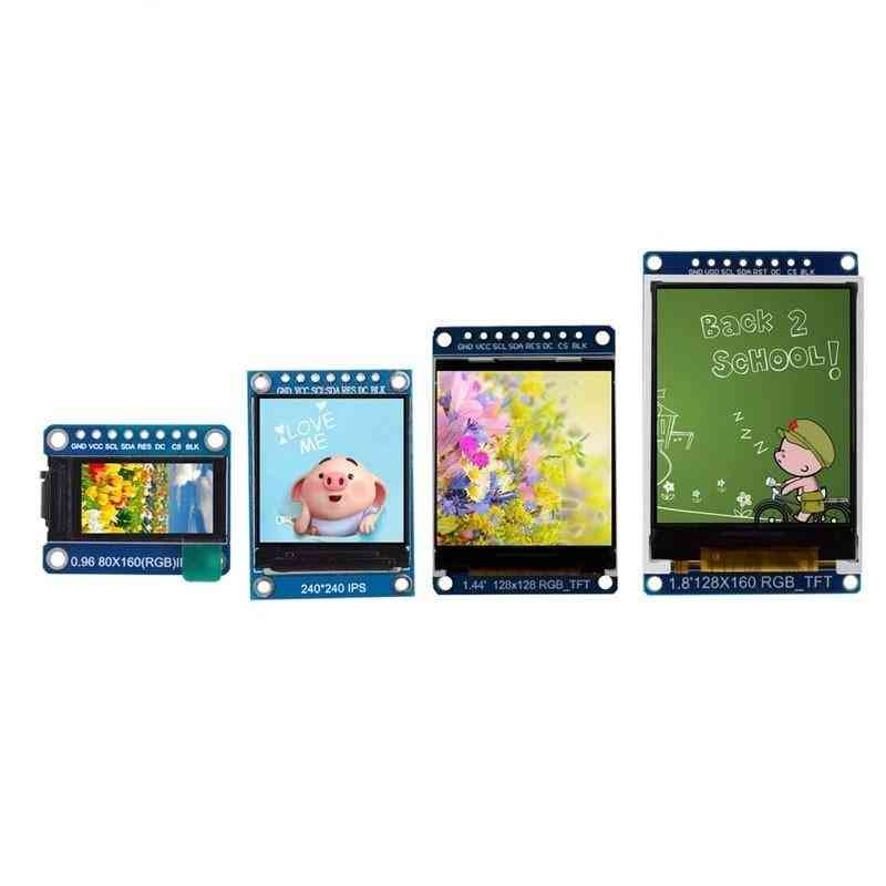 Tft Display 0.96 Ips 7p Spi Hd 65k Full Color Lcd Module St7735