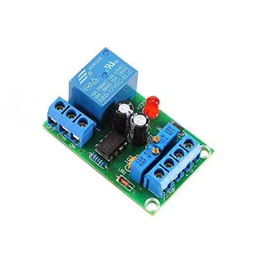 Battery Charge Control Switch, Protection Board