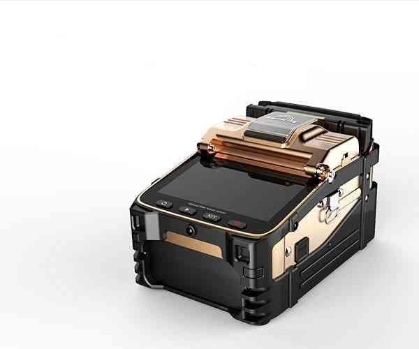 Ai-8c Multi-language Ftth Fibre Splicing Machine & Optic Power Meter Vfl & Tools